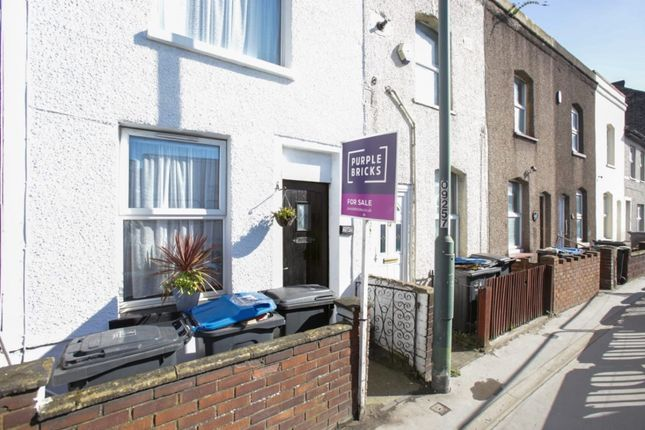 Thumbnail Terraced house for sale in Purley Way, Croydon