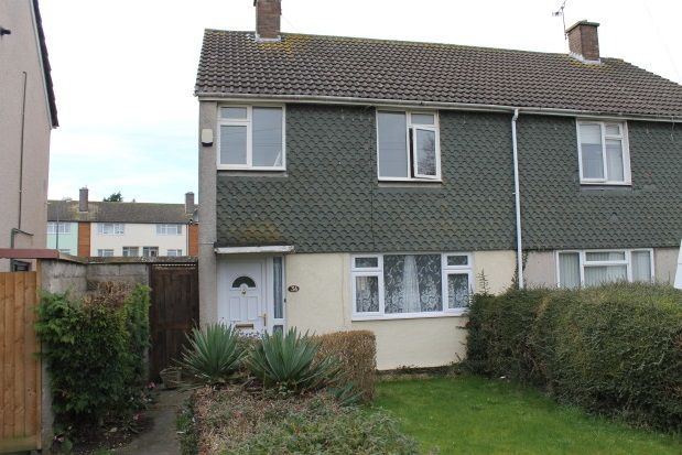 Thumbnail Property to rent in Coniston Crescent, Weston-Super-Mare