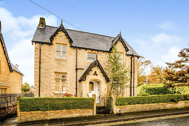 Thumbnail Detached house for sale in Belgrave Terrace, Huddersfield