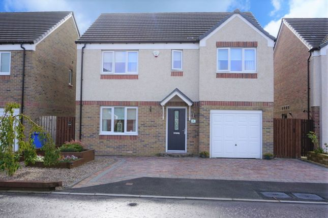 Thumbnail Detached house for sale in Stirling Avenue, Carluke
