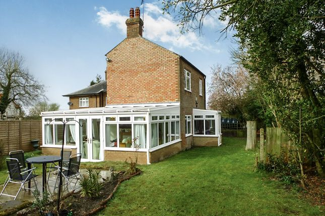 Thumbnail Cottage for sale in Gayton Road, Ashwicken, King's Lynn