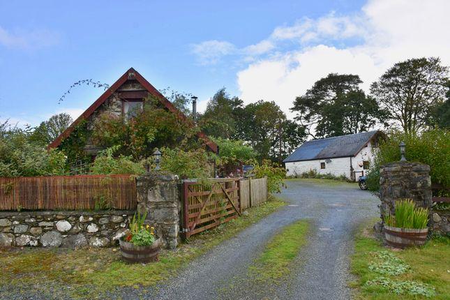 Thumbnail Detached house for sale in Llanfachreth, Dolgellau