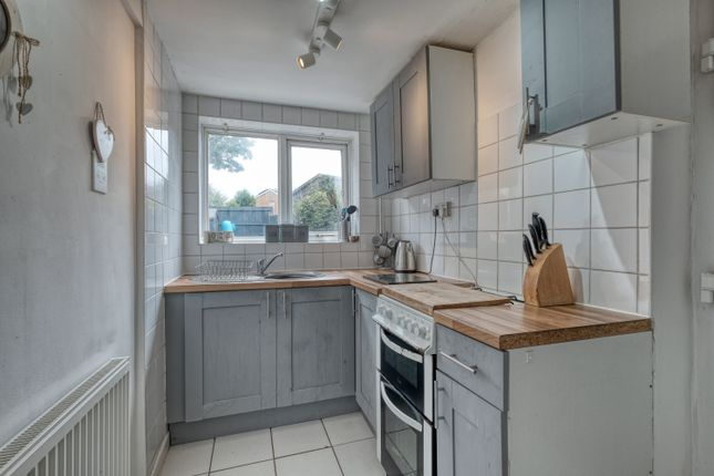 Kitchen of Hillview Road, Rubery, Birmingham B45