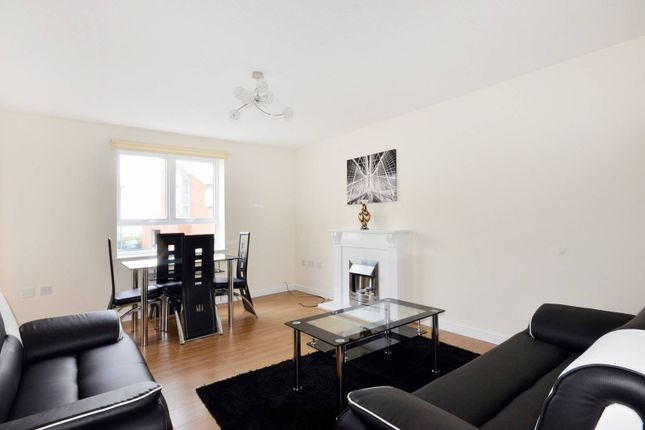 Thumbnail Flat to rent in Erebus Drive, Woolwich