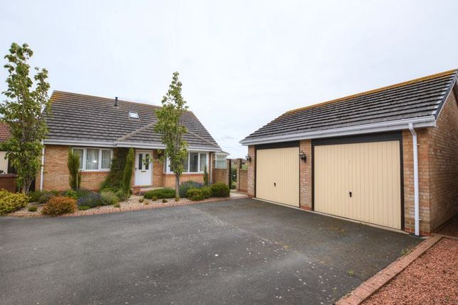 Thumbnail Detached house for sale in Dixon Road, Belford, Northumberland