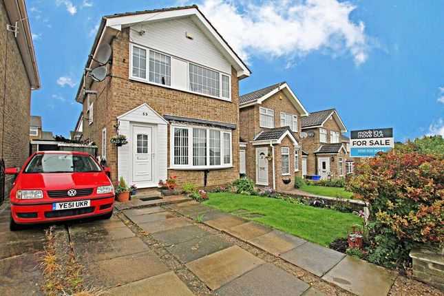 Thumbnail Detached house for sale in Charlton Brook Crescent, Chapeltown, Sheffield