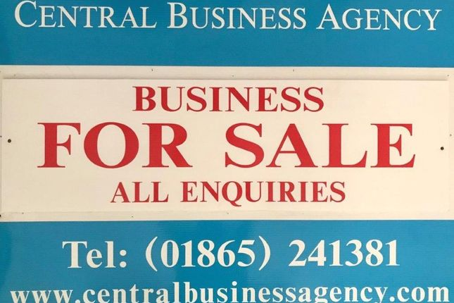 Thumbnail Retail premises for sale in Oxford, Oxfordshire