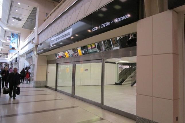 Thumbnail Retail premises to let in 45 Lower Broad Walk, Intu Broadmarsh Centre, Nottingham