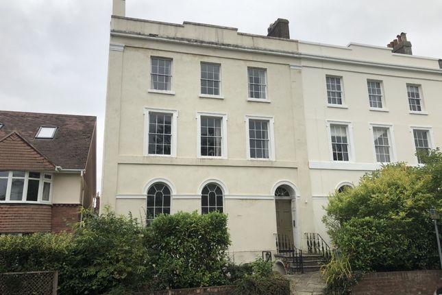 Thumbnail Flat to rent in Regents Park, Exeter