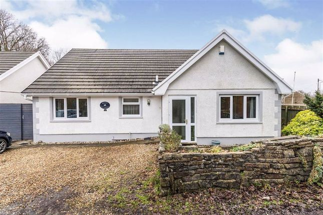 Thumbnail Detached bungalow for sale in Cwmfferws Road, Tycroes, Ammanford