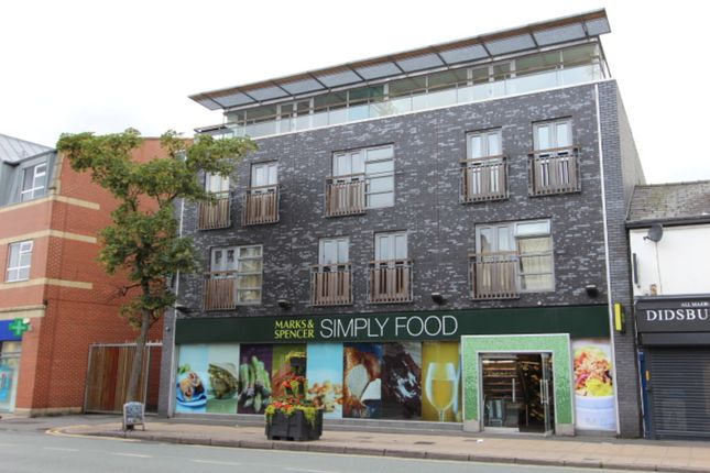 Thumbnail Flat for sale in Wilmslow Road, Didsbury