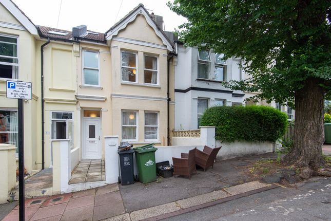 Thumbnail Terraced house to rent in Bernard Road, Brighton