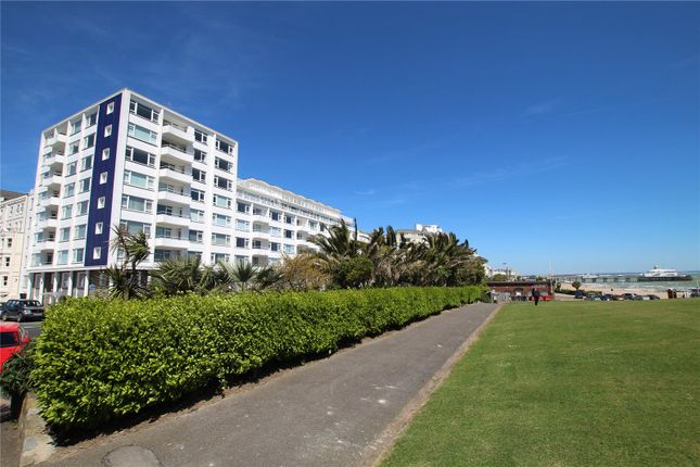 Thumbnail Flat for sale in Grand Court, King Edwards Parade, Eastbourne
