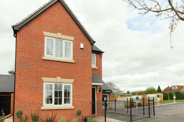 "Thumbnail Detached house for sale in ""The Hatfield"" at Brickburn Close, Hampton Centre, Peterborough"