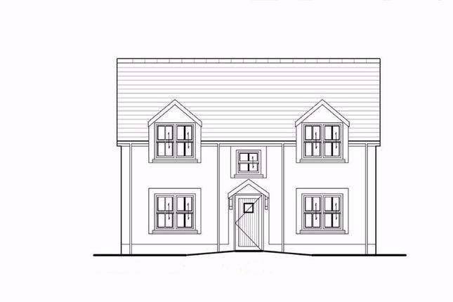 Thumbnail Detached house for sale in Brambly Croft, Upper Thornton, Milford Haven