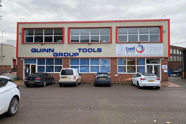 Thumbnail Industrial to let in 9A Wainwright Street, Aston, Birmingham
