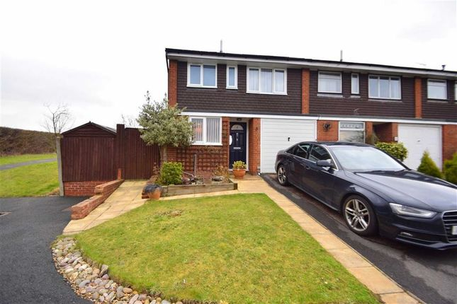 3 bed end terrace house for sale in Morningtons, Harlow, Essex