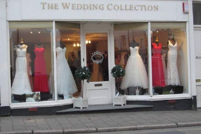 Retail premises for sale in 63 Newport Road, Barnstaple