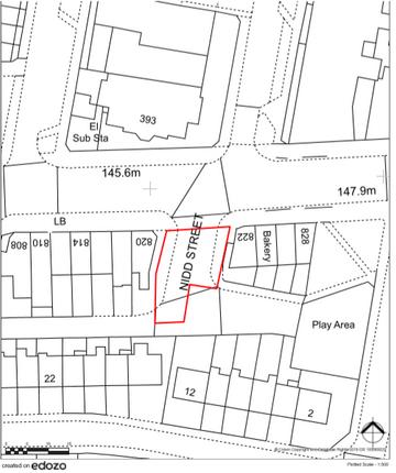 Thumbnail Land for sale in Leeds Road, Thornbury, Bradford