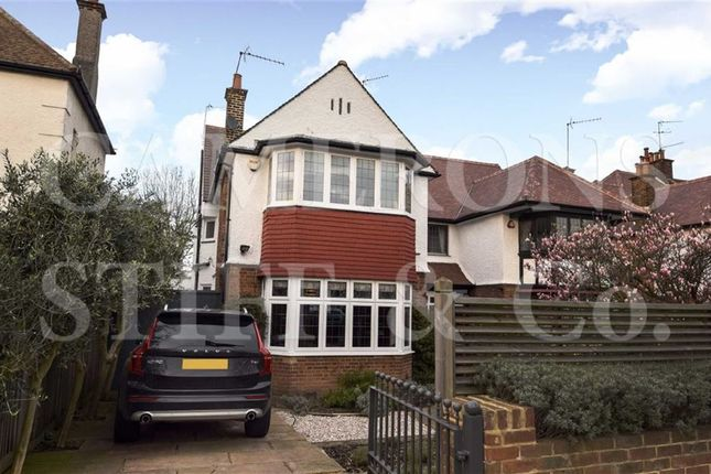 Thumbnail Semi-detached house for sale in Chatsworth Road, Willesden Green
