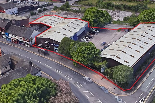 Thumbnail Industrial for sale in Johnstone's Trading Estate, Slippery Lane, Hanley, Stoke-On-Trent, Staffordshire