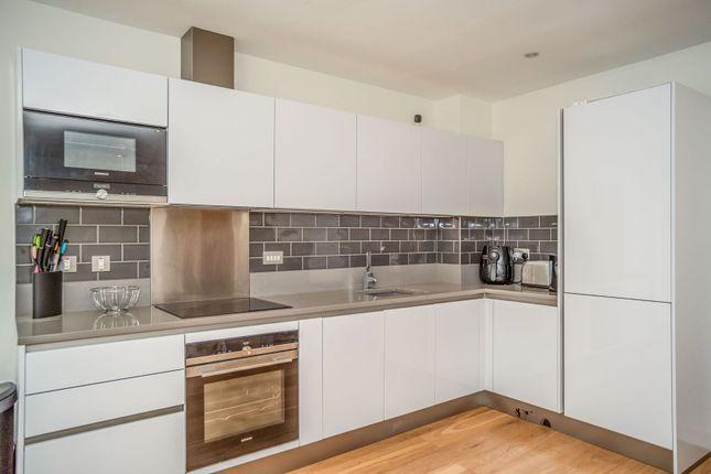 Kitchen of 27 East Parkside, London SE10