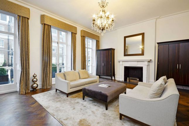 Thumbnail Flat for sale in Eaton Place, Belgravia