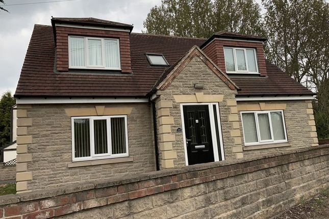 Thumbnail Detached bungalow to rent in Main Street, South Hiendley, Barnsley