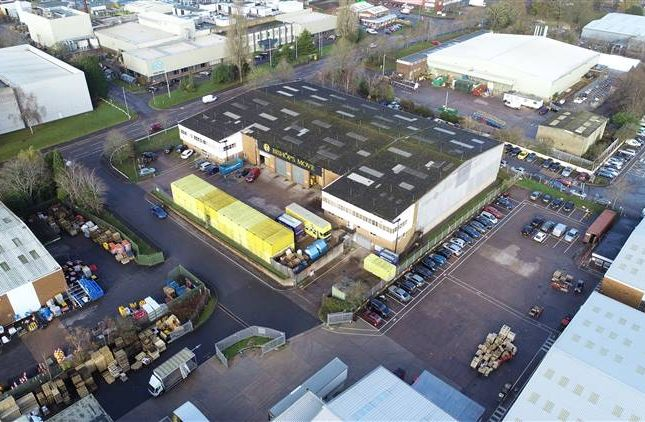 Thumbnail Industrial to let in Former Bishops Move Sowton Industrial Estate, Exeter