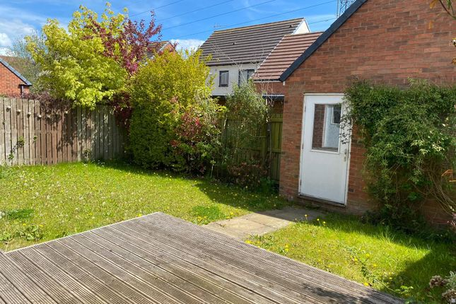 Thumbnail Semi-detached house to rent in Roseden Way, Newcastle Upon Tyne