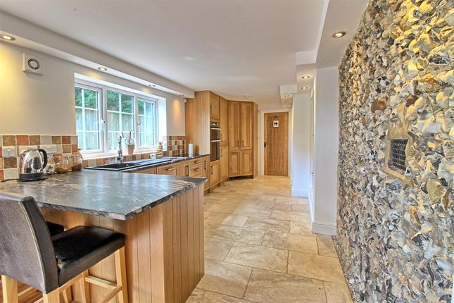 Thumbnail Detached house for sale in Redhill, Rushden, Buntingford