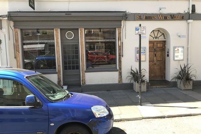Thumbnail Pub/bar for sale in St. James's Street, Bath