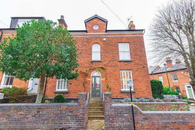Thumbnail Terraced house for sale in St Johns Road, Harborne, Birmingham