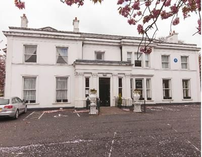 Thumbnail Office to let in Merville House, Merville Garden Village, Newtownabbey, County Antrim