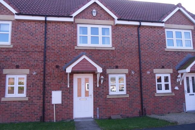 Thumbnail Terraced house to rent in Ladyburn Way, Hadston, Morpeth