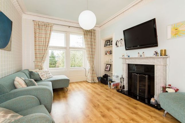 Thumbnail Flat for sale in 12A Penicuik Road, Roslin, Midlothian