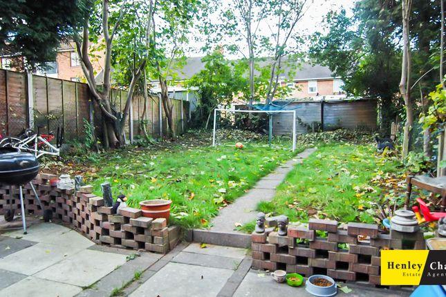 Garden of Kempson Road, Hodge Hill, Birmingham B36