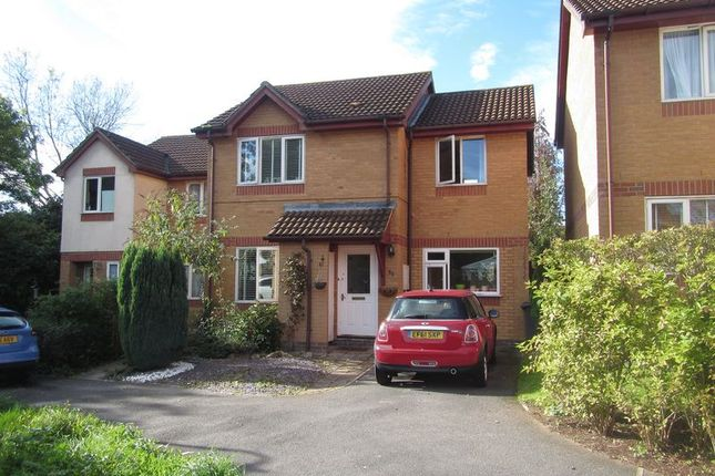 Thumbnail Detached house to rent in Garrett Drive, Bradley Stoke, Bristol