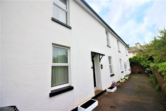 Thumbnail Terraced house for sale in Higher Polsham Road, Paignton