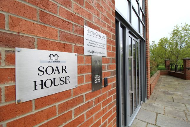 Picture No. 16 of Soar House, St. Marys Road, Market Harborough, Leicestershire LE16