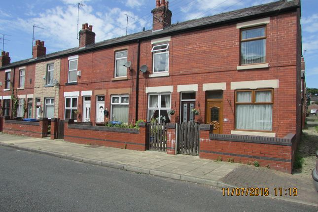 Thumbnail Terraced house to rent in Charlotte Street, Stockport