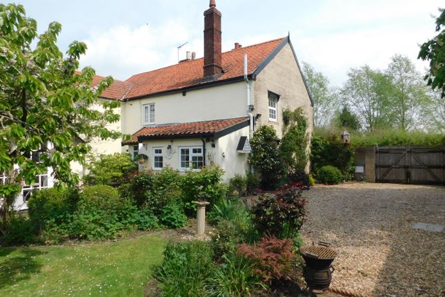 Cottage for sale in Haughley Green, Haughley, Stowmarket
