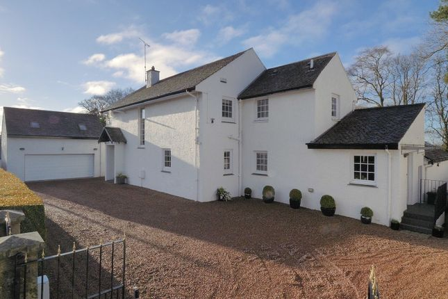 Thumbnail 4 bedroom detached house for sale in Lymekilns, Wellknowe Road, Thorntonhall, South Lanarkshire