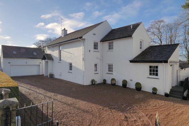 Thumbnail Detached house for sale in Lymekilns, Wellknowe Road, Thorntonhall, South Lanarkshire