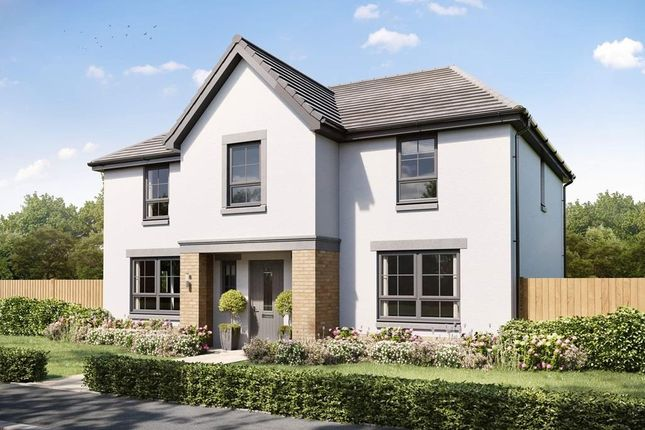 """Thumbnail Detached house for sale in """"Glenbervie"""" at Countesswells Park Place, Countesswells, Aberdeen"""