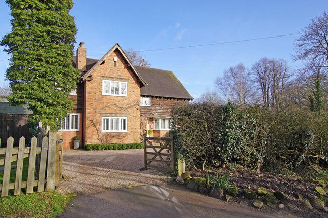 Thumbnail Cottage for sale in Sandhills Green, Alvechurch