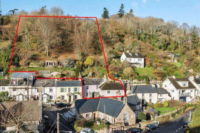 Thumbnail Link-detached house for sale in Foundry Lane, Noss Mayo, Plymouth