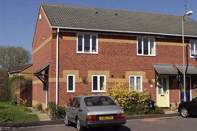 Thumbnail Terraced house to rent in Richardson Drive, Wollaston, Stourbridge