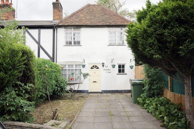 Thumbnail End terrace house for sale in Sandpit Lane, St Albans, Hertfordshire