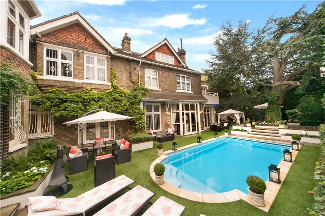 Thumbnail Property to rent in Hollybank House, Frognal, Hampstead, London
